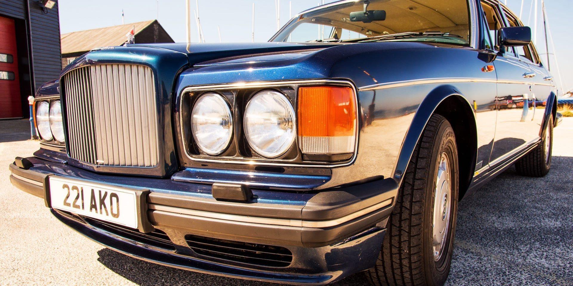 Kent Classic Wedding Cars